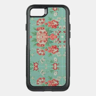 Blue floral Otter box Case