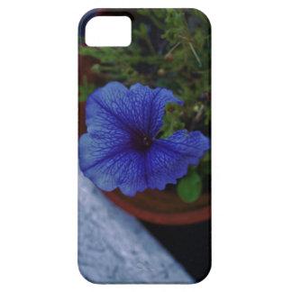 Blue Flower Case