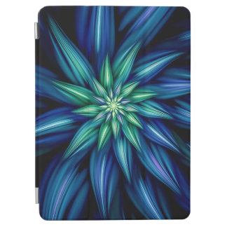 Blue Flower iPad Air Cover
