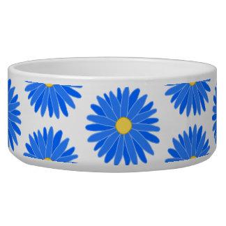 Blue Flower Pattern.
