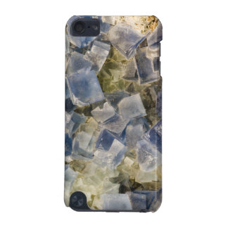 Blue Fluorite Crystals in Matrix iPod Touch 5G Case