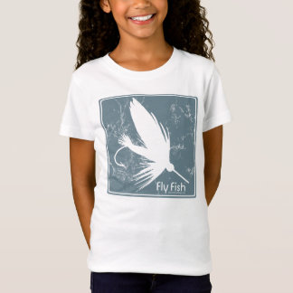 Blue Fly Fish T-Shirt