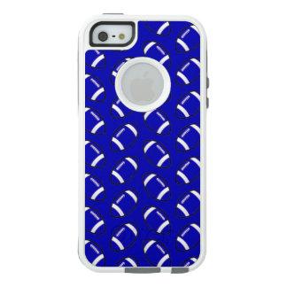 Blue Football iPhone SE/5/5s Otterbox Case
