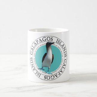 Blue Footed Booby Coffee Mugs