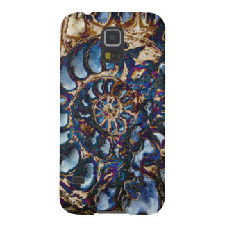 Blue Fossil Case For Galaxy S5