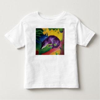 Blue Fox, 1911 Toddler T-Shirt