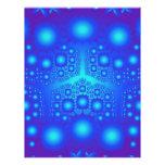 Blue Fractal Explosions: Flyer