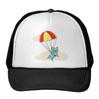Blue French Bulldog Umbrella Fun Hat