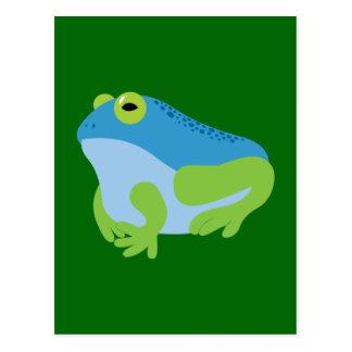Blue Frog Postcards