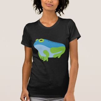 Blue Frog T Shirt
