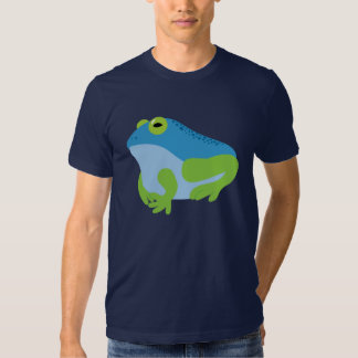 Blue Frog T-shirt