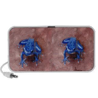Blue Froggy Speaker