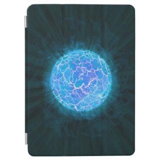 Blue frozen Planet iPad Air Cover