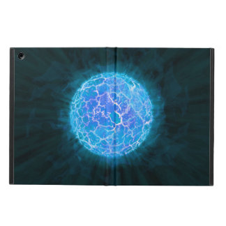 Blue frozen Planet iPad Air Covers