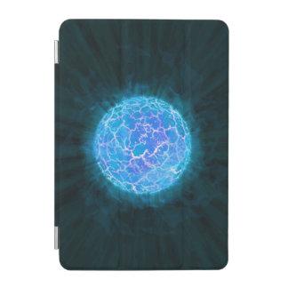 Blue frozen Planet iPad Mini Cover