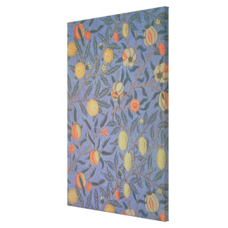 Blue Fruit' or 'Pomegranate' Canvas Print
