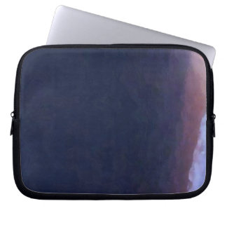 Blue Fuda sleeve _10 Laptop Computer Sleeve