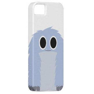 Blue Furry Monster Case