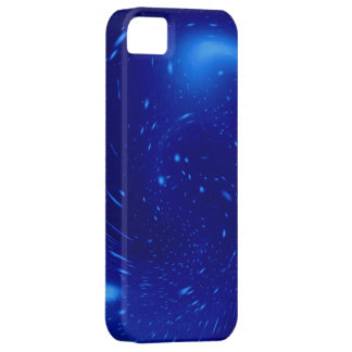 Blue Galaxy Case For The iPhone 5