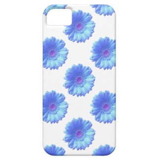 Blue gerbera daisy barely there iPhone 5 case