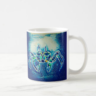 Blue Ghost Crab Mug