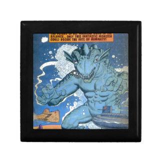 Blue Gorgo Gift Box
