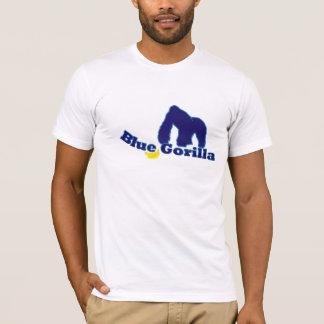 blue gorilla banana T-Shirt