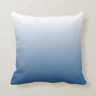 Blue Gradient Cushion