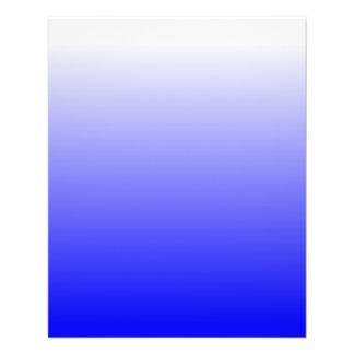 Blue Gradient Flyer