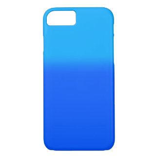 Blue Gradient iPhone 8/7 Case
