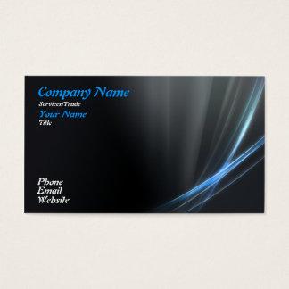 Blue Graphic design 1 Business Card