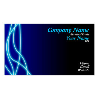 Blue Graphic design Business Cards