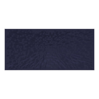 Blue Gray perspective graphic Poster Prints