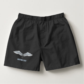 Blue-gray Wings Boxers