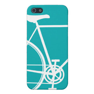 Blue green  cycle iPhone 5 iPhone 5/5S Covers