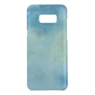 Blue & Green Marble Watercolour Uncommon Samsung Galaxy S8 Plus Case