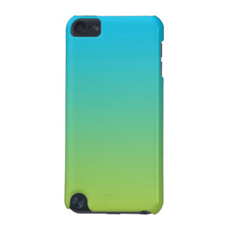 Blue & Green Ombre iPod Touch 5G Covers
