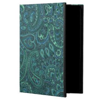 Blue-Green Tones Vintage Paisley Powis iPad Air 2 Case