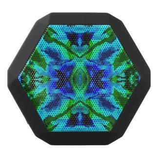 Blue & Green Watercolor Kaleidoscope