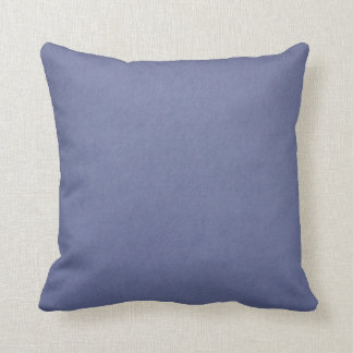 Blue grey pillow