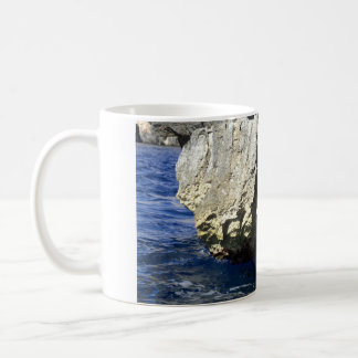 Blue Grotto, Malta Coffee Mug