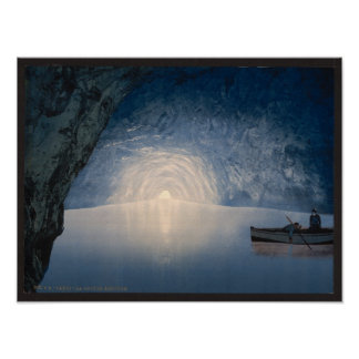 BLUE GROTTO POSTERS