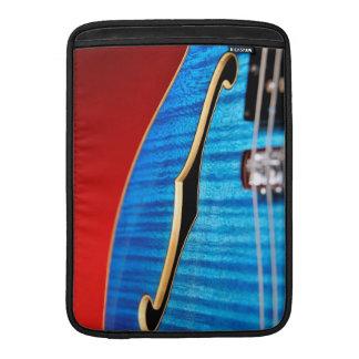 Blue Guitar MacBook Air Sleeve