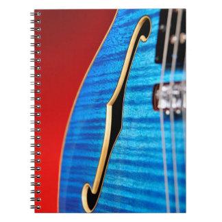 Blue Guitar Notebook