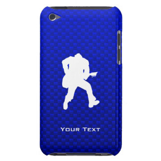 Blue Guitarist Case-Mate iPod Touch Case