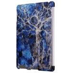 Blue Gypsy Tree of Life iPad Case