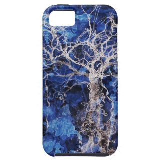 Blue Gypsy Tree of Life iPhone 5/5S Covers