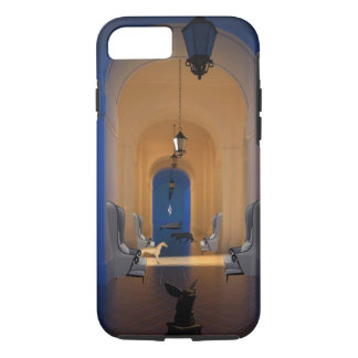 Blue Hall iPhone 7 Case