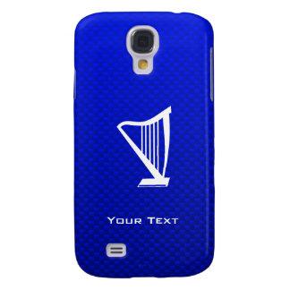 Blue Harp Galaxy S4 Cover