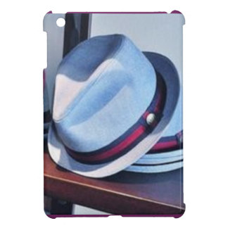 Blue hat case for the iPad mini